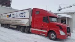 Volvo VNL 670. Продается седельный тягач Вольво VNL 670, 15 000 куб. см., 24 500 кг.