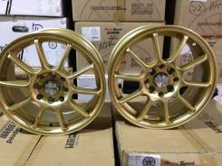 "Advan Racing RS. 6.0x15"", 4x100.00, 4x114.30, ET38, ЦО 73,1 мм."