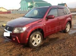 Suzuki Grand Vitara. 2006 2.0 AT Красный ПТС полный комплект