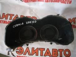 Панель приборов. Toyota Corolla, ZZE150, ZRE152 Двигатели: 2ZRFE, 4ZZFE