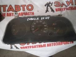 Панель приборов. Toyota Corolla, EE103, EE104 Двигатель 5EFE
