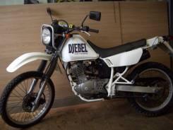 Suzuki Djebel 200. 201 куб. см., исправен, птс, без пробега