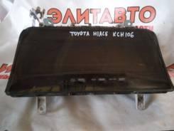 Панель приборов. Toyota Hiace, KZH106G, KZH106W Двигатель 1KZTE