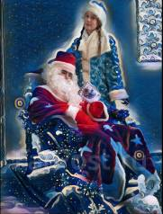 Заказ Деда Мороза и Снегурочки на дом в Петропавловске-Камчатском