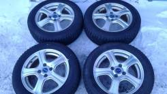 Bridgestone. 6.0x15, 4x100.00, ET45, ЦО 68,0мм.
