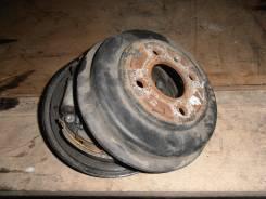 Механизм стояночного тормоза задний R ChevroletCobalt 2014, правый