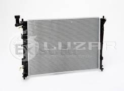 Радиатор охлаждения двигателя. Kia cee'd Hyundai Elantra Hyundai i30