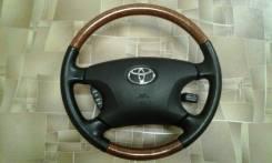 Руль. Toyota Camry