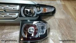 Фара. Toyota FJ Cruiser, GSJ10, GSJ15W, GSJ15 Двигатель 1GRFE