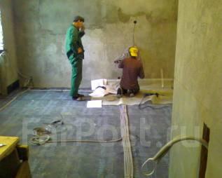 Отделочные и ремонтные работы бригадным методом