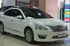 Обвес кузова аэродинамический. Nissan Teana, L33 Двигатели: QR25DE, VQ35DE