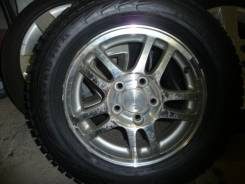 Новая зимняя на литье хонда. 6.0x15 5x114.30 ЦО 66,4мм.