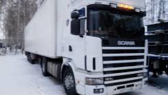 Scania. Продается седельный тягач 124, 12 000 куб. см., 20 000 кг.