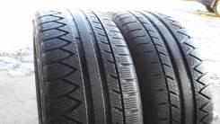 Michelin Pilot Alpin PA3. Зимние, без шипов, износ: 40%, 2 шт