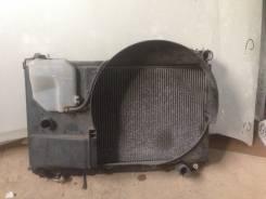 Радиатор охлаждения двигателя. Toyota Mark II Wagon Blit, JZX110, JZX110W Двигатель 1JZFSE