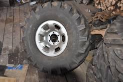 Комплект грязевых колес на дисках 37. 8.0x16 6x139.70 ЦО 110,0мм.
