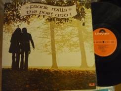 JAZZ! Фрэнк Миллз / Frank Mills - THE POET AND I - JP LP 1974