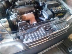 Решетка радиатора. Toyota Corona, ST191 Двигатель 3SFE