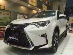 Обвес кузова аэродинамический. Toyota RAV4, ALA49L, ASA44, ASA44L, ASA42, ZSA42L, ASA42W, ZSA44L