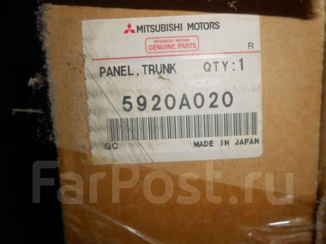 Крышка багажника. Mitsubishi Lancer, CS1A, CS3A Двигатели: 4G13, 4G18