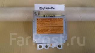 Блок управления airbag. Infiniti FX45, S50 Infiniti FX35, S50 Двигатели: VK45DE, VQ35DE