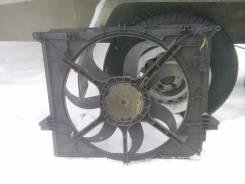 Вентилятор охлаждения радиатора. Mercedes-Benz M-Class, W164 Двигатели: M, 272, DE35