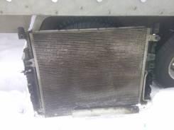 Радиатор кондиционера. Mercedes-Benz M-Class, W164 Двигатели: M, 272, DE35