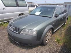Audi A6 allroad quattro. ARE BES