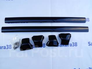 Минидуги для багажного бокса. Honda CR-V, RM4, RM, RM1