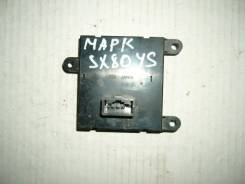 Часы. Toyota Mark II, SX80 Двигатель 4SFE