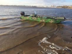 Изготовление Алюминевых лодок. Под заказ