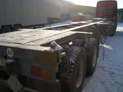 Korea Trailer. Продам полуприцеп-контейнеровоз, 30 700 кг.