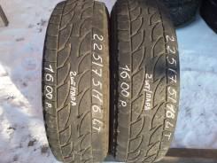 Bridgestone Dueler A/T D694. Грязь AT, 2007 год, износ: 70%, 2 шт