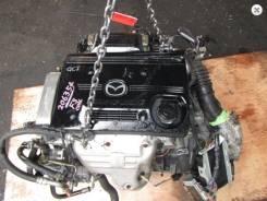 Двигатель в сборе. Mazda MPV Mazda Capella Двигатель FS