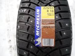 Michelin Latitude Sport. Зимние, шипованные, 2016 год, без износа, 4 шт. Под заказ