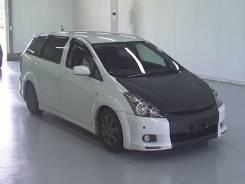 Обвес кузова аэродинамический. Toyota Wish, ANE11W