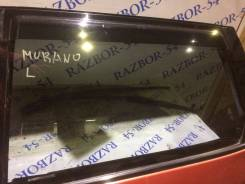 Стекло боковое. Nissan Murano, Z50