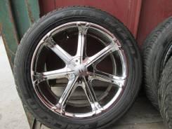 HD Wheels. 9.5x22, 5x130.00, ET12, ЦО 85,0мм.