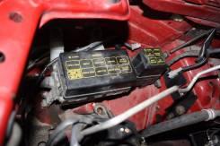 Блок предохранителей. Nissan X-Trail, NT30