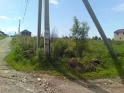 """С. Краснореченское, квартал """"Зеленая горка"""". 1 500 кв.м., собственность, электричество, от частного лица (собственник)"""
