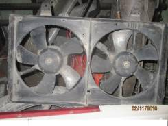 Вентилятор охлаждения радиатора. Nissan Expert, VW11