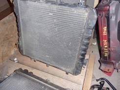 Радиатор охлаждения двигателя. Mazda Titan, WEFAT Двигатель HA