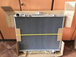 Радиатор охлаждения двигателя. Isuzu Bighorn, UBS73GW, UBS73DW, UBS69GW, UBS69DW Двигатели: 4JX1 DD, 4JG2, 4JX1
