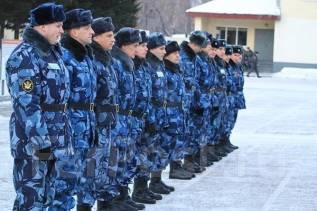 Инспектор отдела охраны. Исправительная колония № 31. С. Чугуевка улица Дзержинского 1а