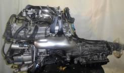 Двигатель. Mazda MPV Mazda Efini MPV Mazda Luce Двигатель JE