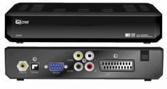 Цифровой спутниковый приёмник ресивер приставка DVB-S Gione S1025