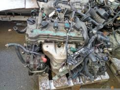 Двигатель QG15 Двигатель Nissan Wingroad 1999-2005г контрактный 74т. км