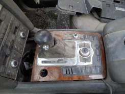 Панели и облицовка салона. Audi Q7