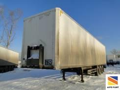 Kogel. Продам полуприцеп SP24 цельнометаллический фургон, Москва, 28 800 кг.