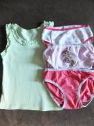 Комплекты нижнего белья. Рост: 98-104, 104-110 см